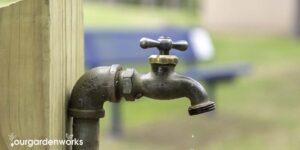 How to Replace An Outdoor Faucet or Spigot - Ourgardenworks