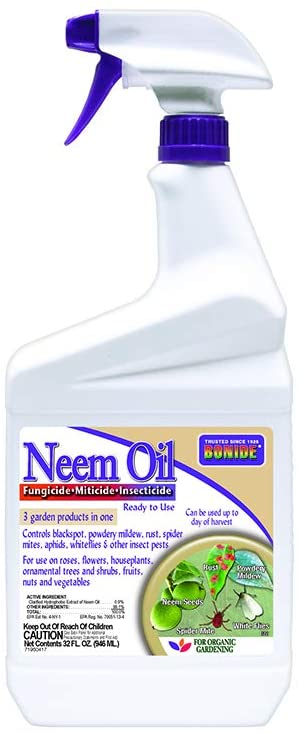 Bonide Ready-to-Use Neem Oil Review