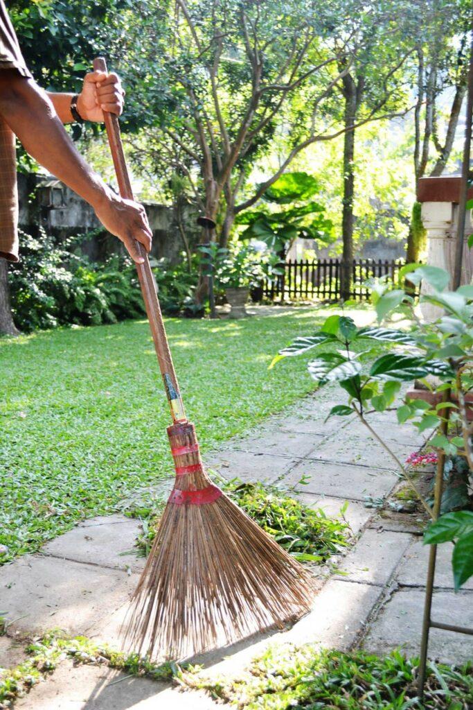 Clean Up the Garden