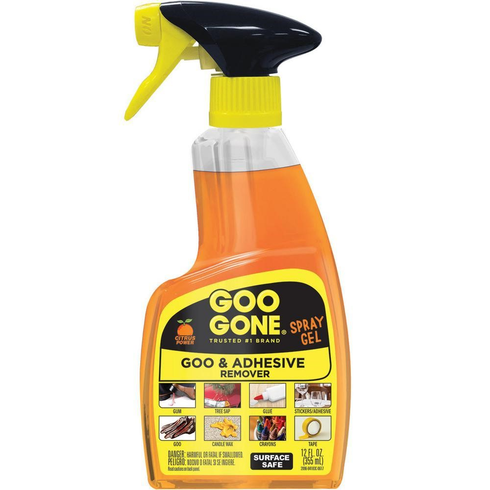 Goo Goo Gone can remove crayons from wood