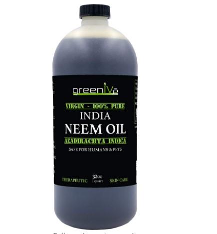 Greenive Cold Pressed Virgin Neem Oil Review