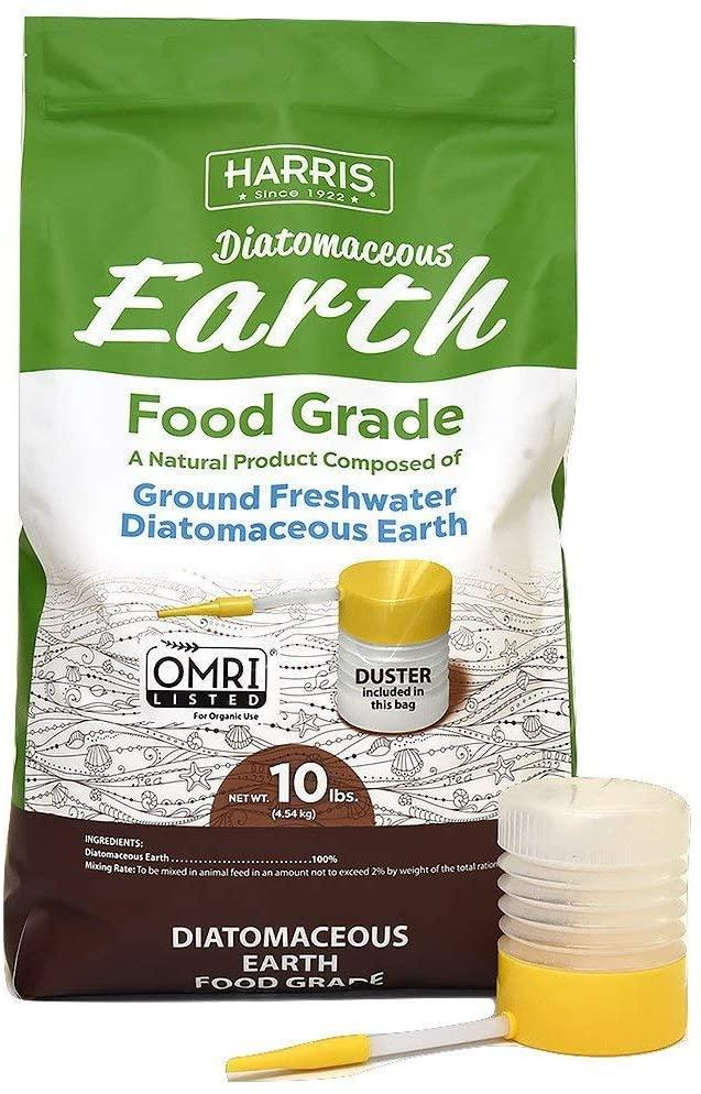 HARRIS Diatomaceous Earth Food Grade Review