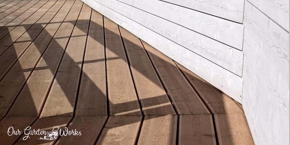 How long does deck stain need to dry before it rains - How To Stain A Deck