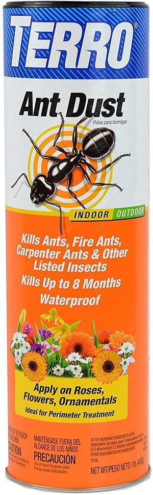 Terro Ant Dust Treatment