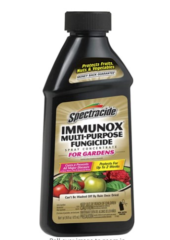 Spectracide Immunox Fungicide Spray Concentrate Review