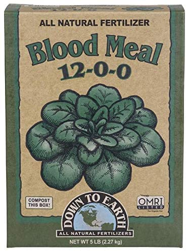 Down-to-Earth Blood Meal Review