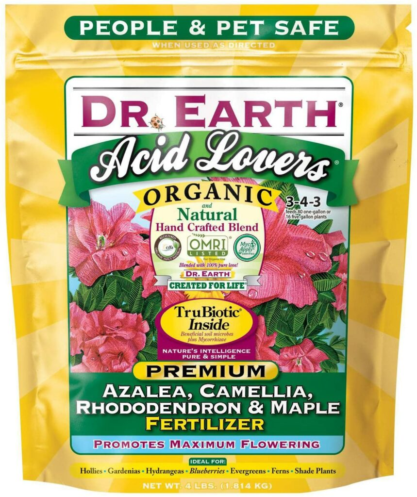Dr. Earth Acid Lovers Review