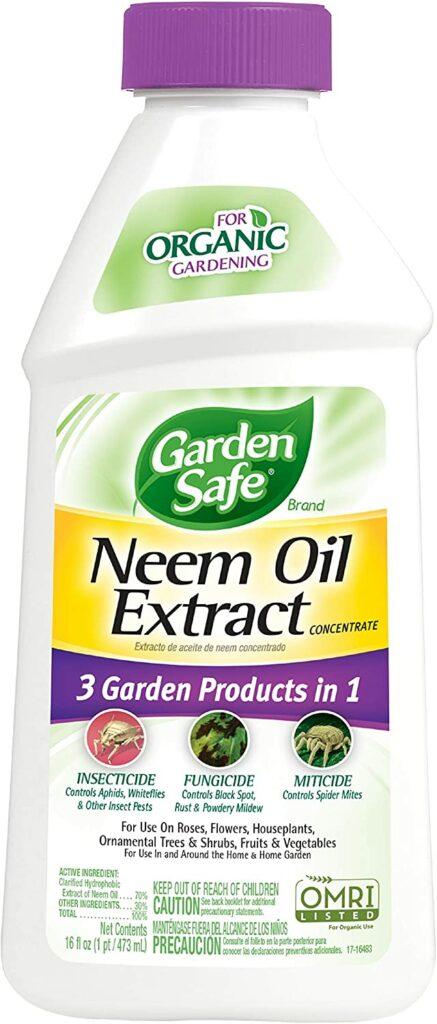 Garden Safe Neem Oil Extract Review