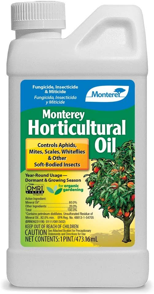 Monterey Horticultural Oil Review