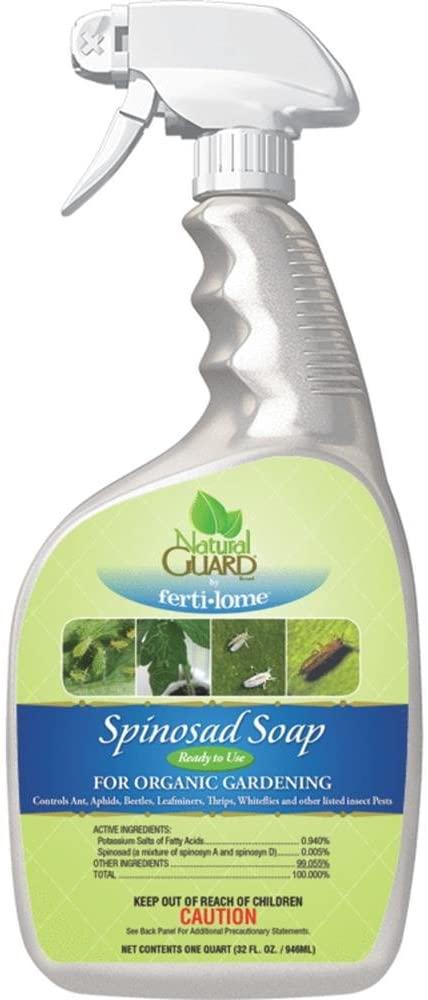 Natural Guard Spinasod Soap Review