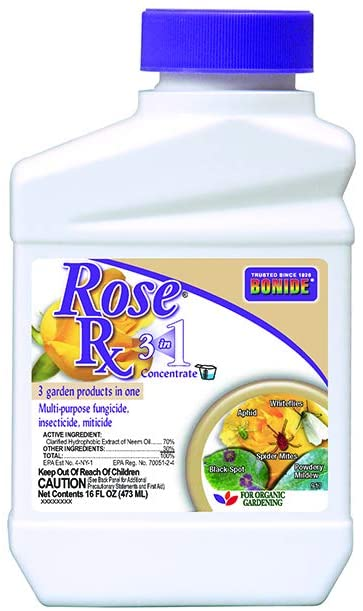 Rose Rx 3 in 1 Concentrate for Disease and Insect Control Review