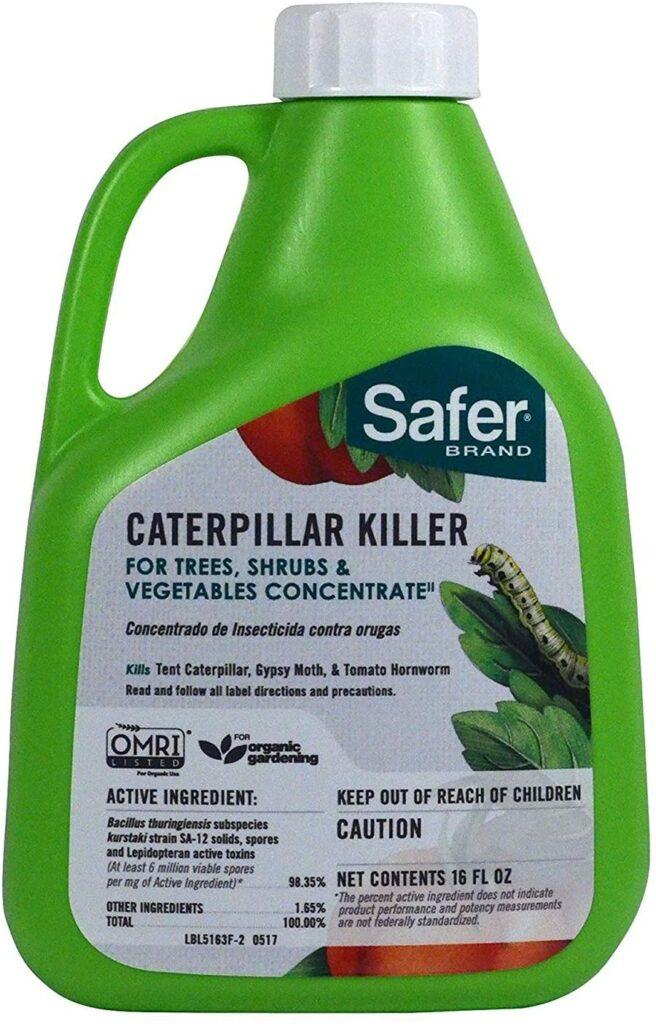 Commercial Pesticides