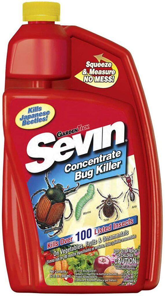 Sevin Concentrate Bug Killer Review