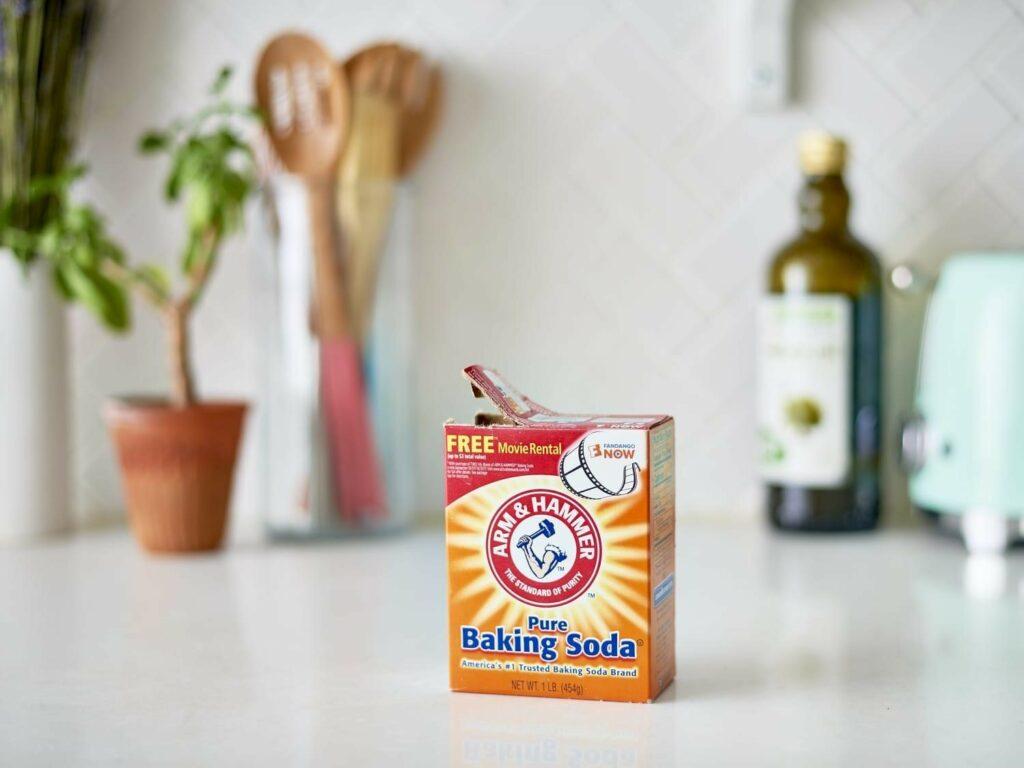 Tomato blight recipe: baking soda