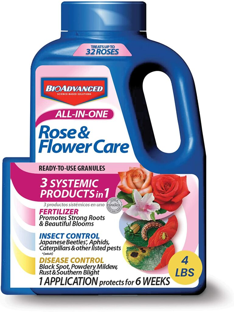 BioAdvanced Rose & Flower Care Concentrate Review