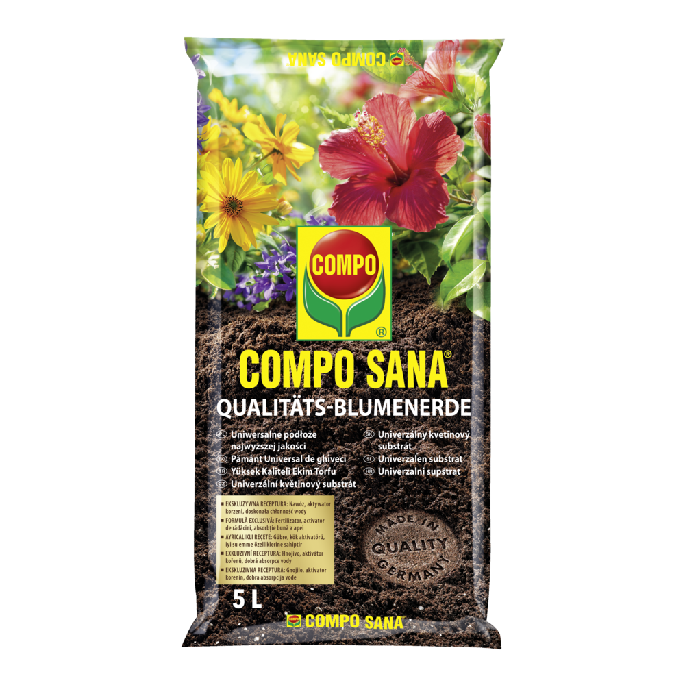 COMPO Slow Release Fertilizer for the Garden Review