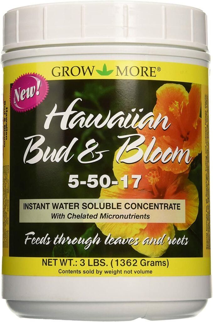 Grow More Hawaiian Bud and Bloom Review