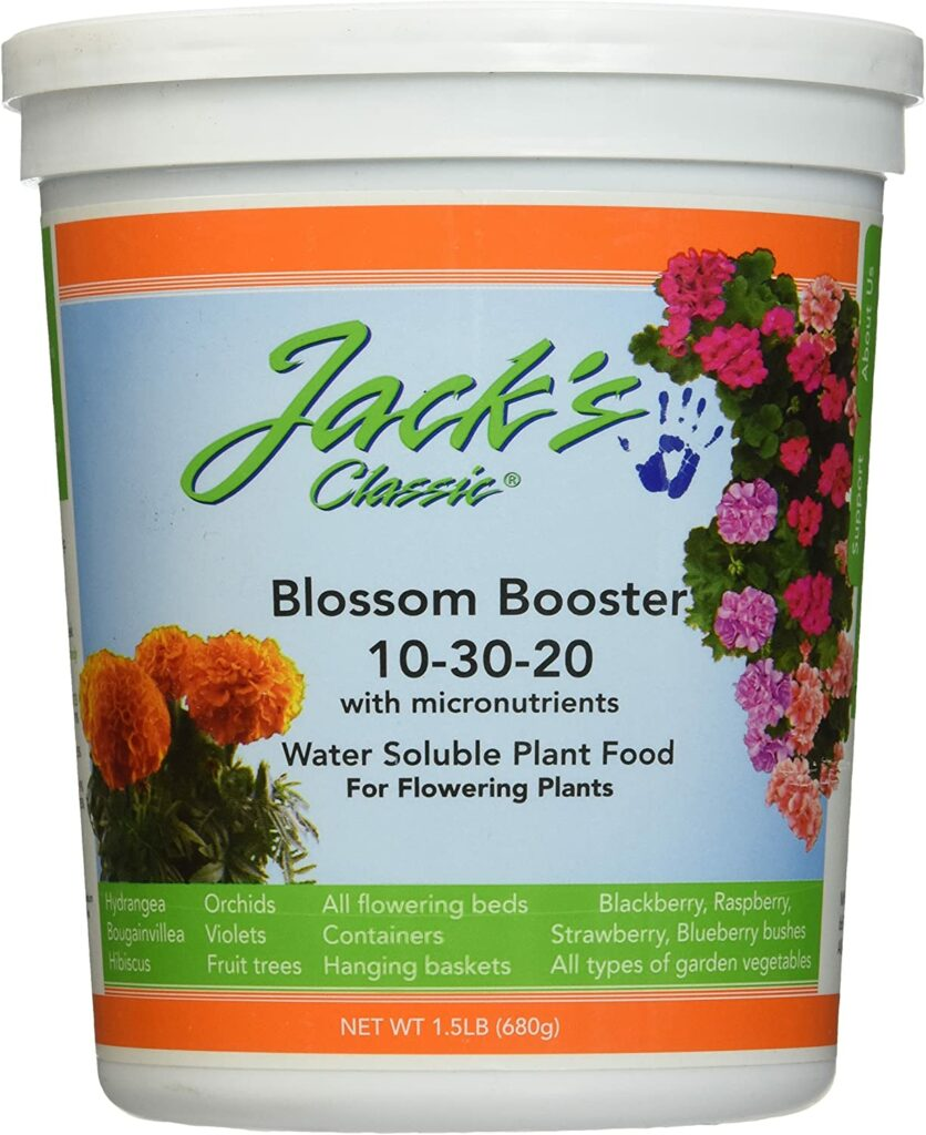 J R Peters Inc. Jacks Classic Blossom Booster Review