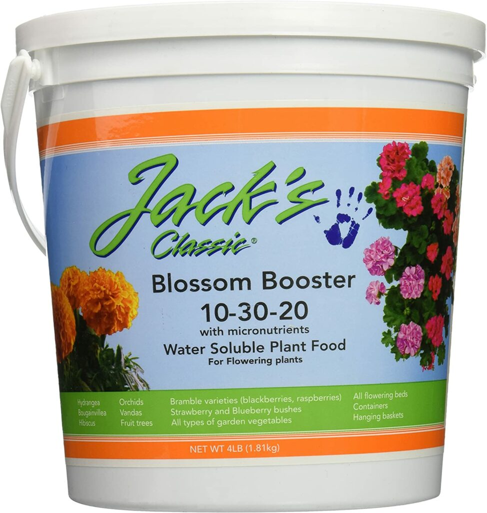 JR Peters Jack's Classic Blossom Booster Review
