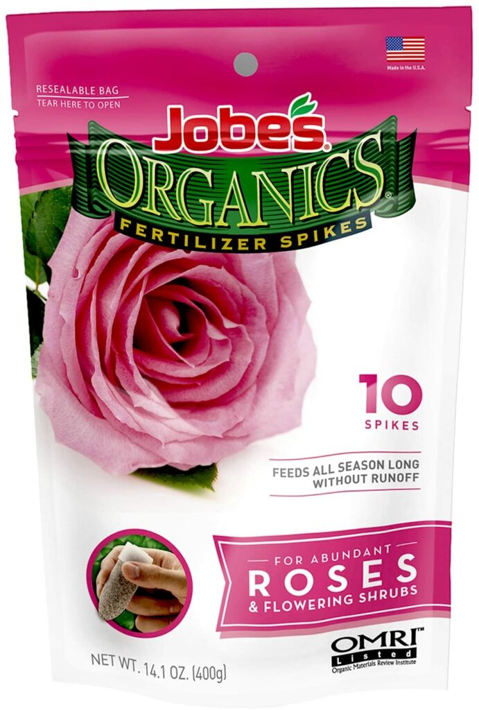 Jobe's Organic Rose Spikes Review