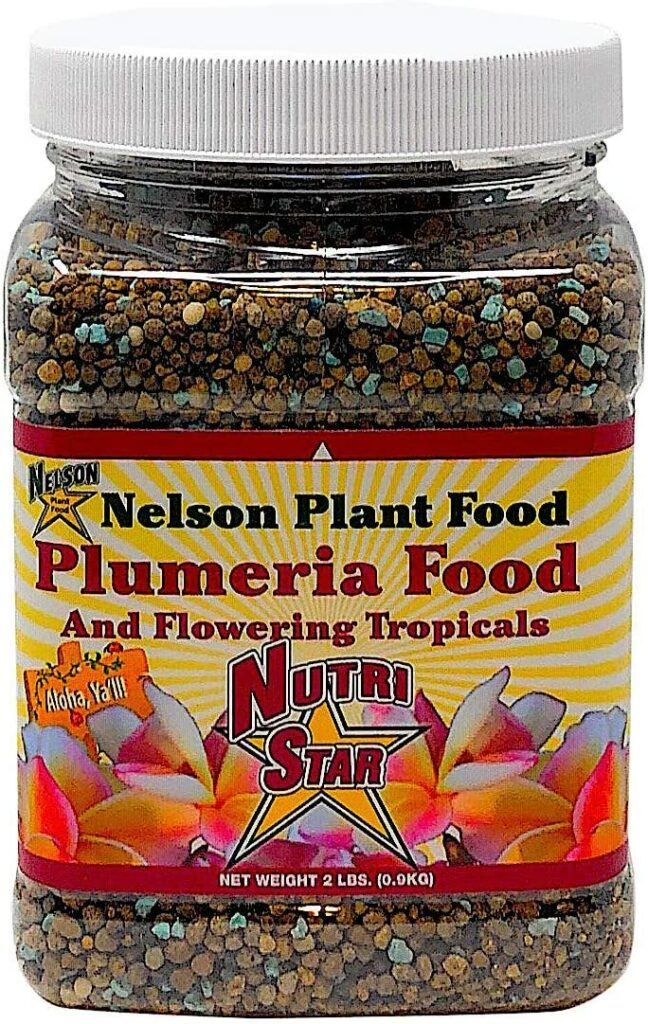 Nelson Plumeria Plant and All Flowering Tropicals Fertilizer Review