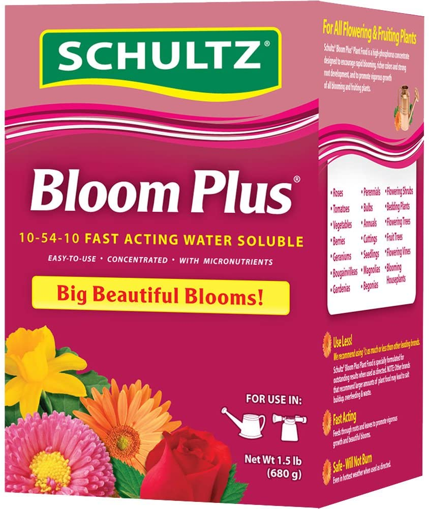 Schultz Bloom Plus Water Soluble Plant Food
