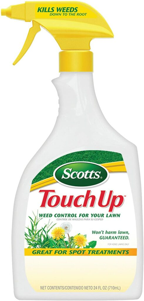 Chemical Weed Removers