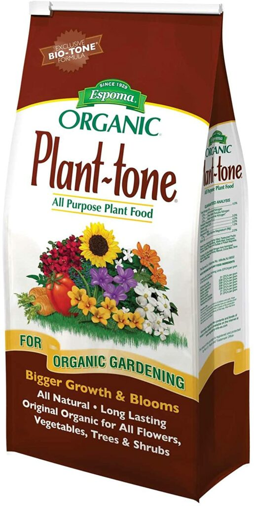 Espoma 5-3-3 Plant Tone