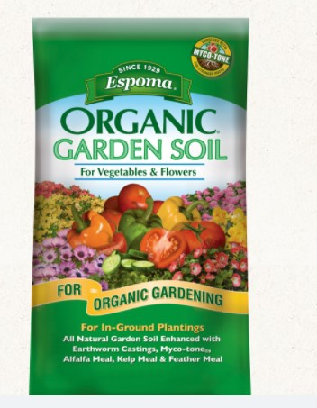 Espoma Organic Vegetable Soil for tomatoes Review