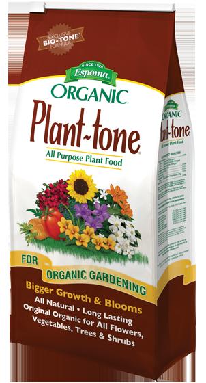 Best fertilizers for arborvitae: Espoma Plant-Tone