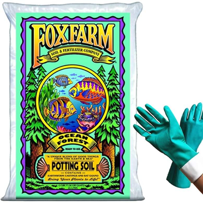Fox Farm Ocean Forest Potting Soil For Tomatoes