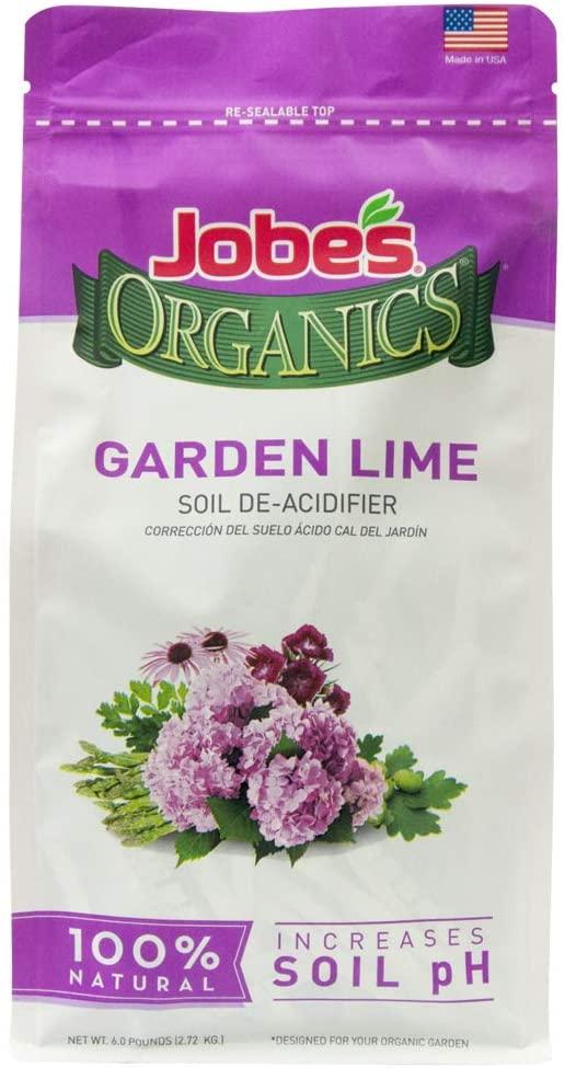 Jobe's Organics Garden Lime Soil Amendment