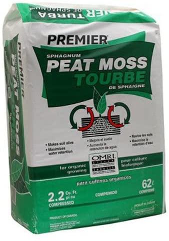 Premier Horticulture Sphagnum Peat Moss