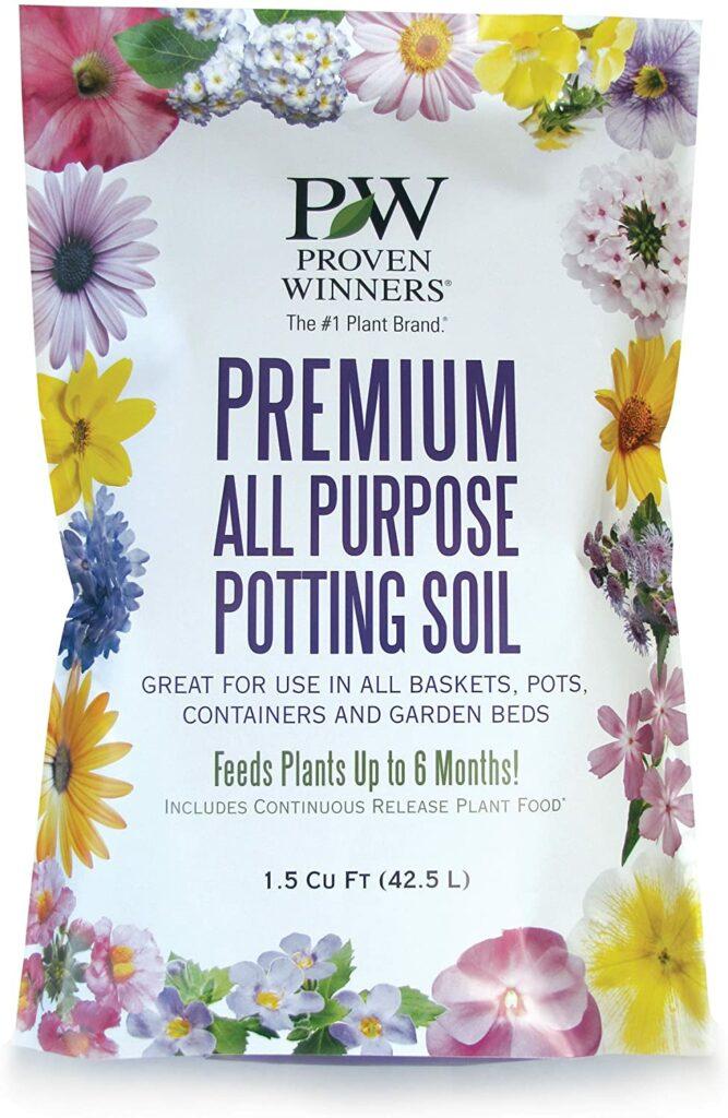 Proven Winners Premium Potting Soil for tomatoes