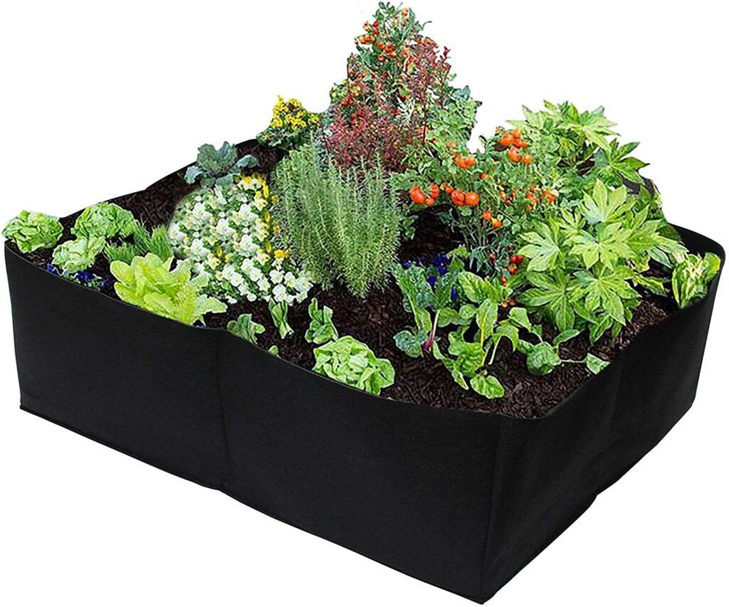 Gardzen Divided Raised Vegetable Bed Review