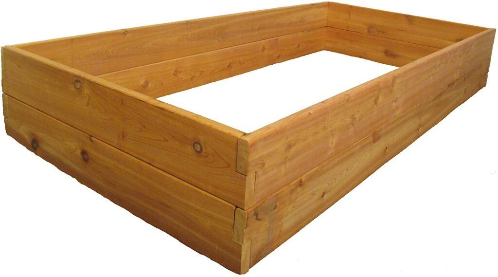 Infinite Cedar Raised Bed Garden Kit (72x36x11in) Review