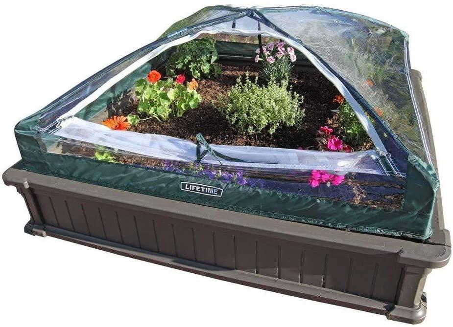Lifetime Raised Garden Bed Kit Review