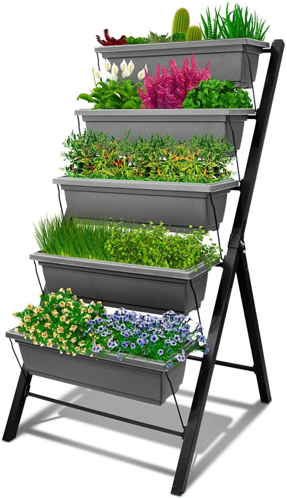 Outland Living Vertical Raised Garden Bed Review