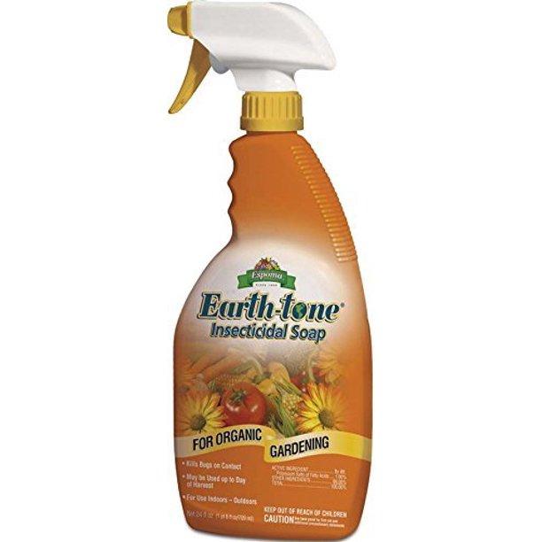 Espoma Organic Earth-tone Insecticidal Soap