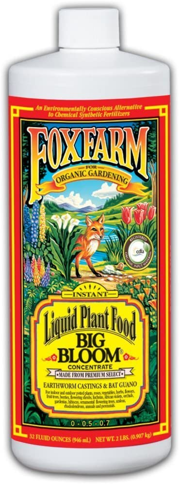 FoxFarm Big Bloom Liquid Concentrate Review