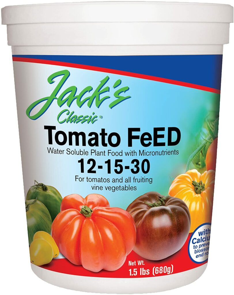 Jack's Classic Tomato Feed Review