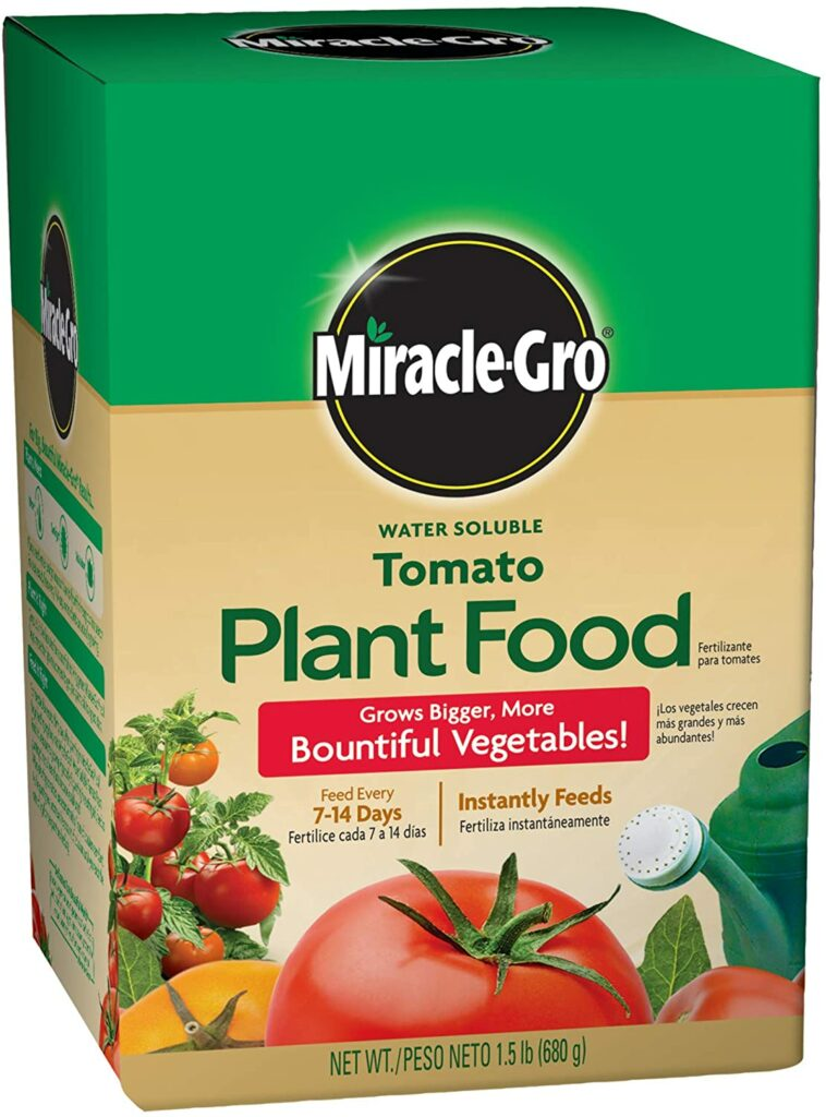Miracle-Gro Tomato Plant Food Review