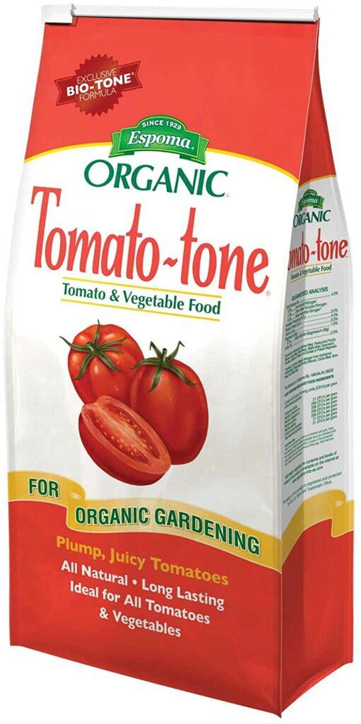 Tomato-Tone Organic Fertilizer Review