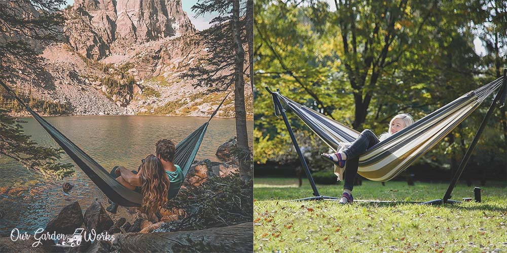 10 Best Backyard Hammocks To Reinvent Your Home - Reviews
