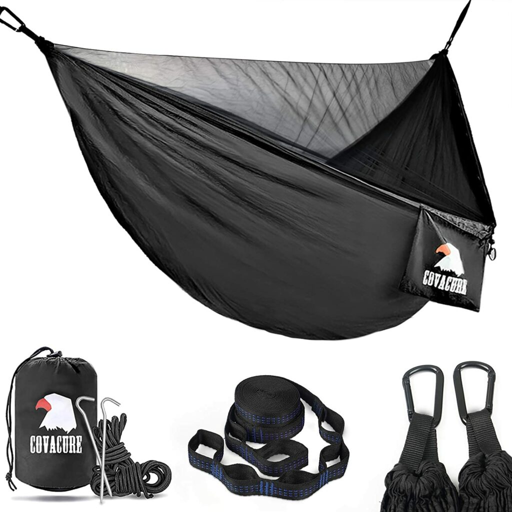Covacure Camping Hammock With Net Review