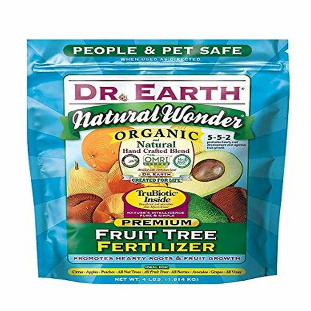 Dr. Earth Organic 9 Fruit Tree Fertilizer Review