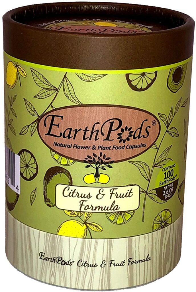EarthPods Premium Fruit & Citrus Plant Food Review