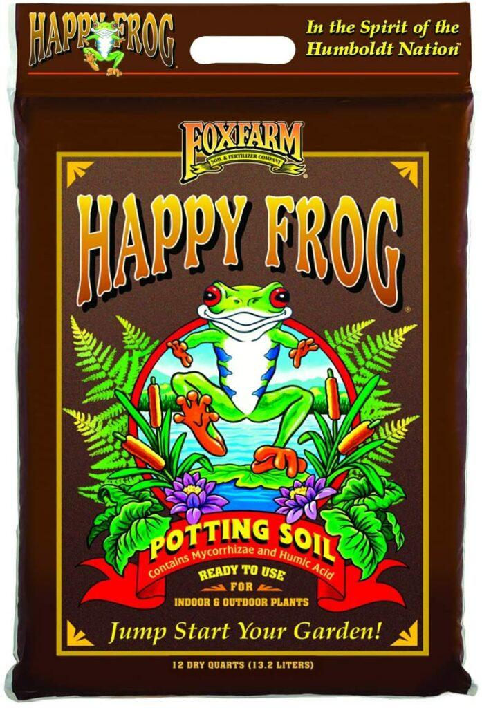 FoxFarm Happy Frog Potting Soil Review