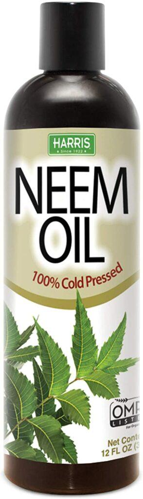 Harris Neem Oil Review