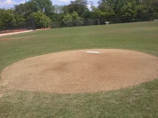 How To Build a Pitching Mound in The Ground